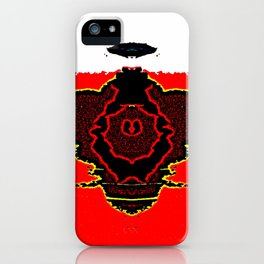 For They Come Not iPhone Case