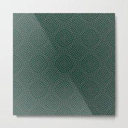 Abstract Patterns Metal Print