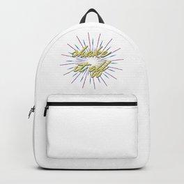 ShakeItOff-TS Backpack