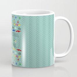 Filthy Animal Christmas Sweater Coffee Mug
