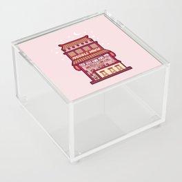 Noodle House Acrylic Box