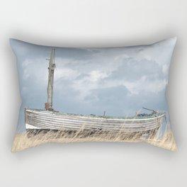 Left High & Dry Rectangular Pillow