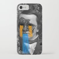 stephen king iPhone & iPod Cases featuring Stephen by DIVIDUS