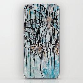 Disillusion Series - Sacred Flowers iPhone Skin