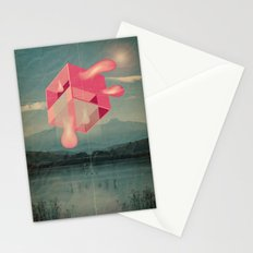 bucolico cubolo Stationery Cards