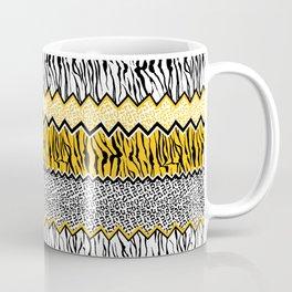 wild stripes pattern Coffee Mug