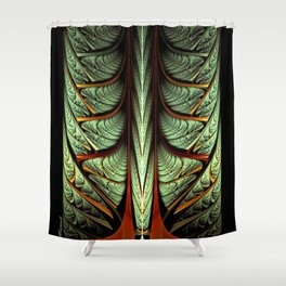 The Grace of the Old Shower Curtain