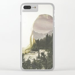 Within Nature Clear iPhone Case