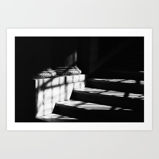 Dereliction Art Print