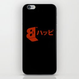 B-Happy #1 iPhone Skin