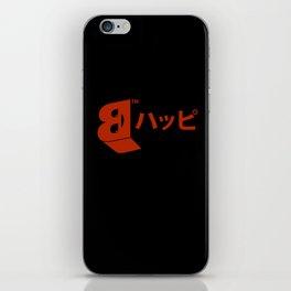 B-Happy #1 iPhone Skin