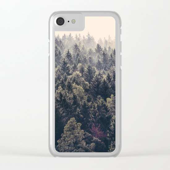 Come Home Clear iPhone Case