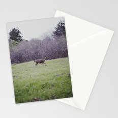 big sur deer Stationery Cards