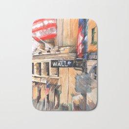 WALL ST I Bath Mat