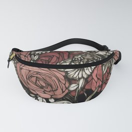 floral greetings Fanny Pack