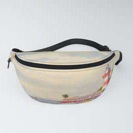 Harbour Town Golf Course SC Fanny Pack