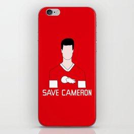 F*ck Ferris, Save Cameron iPhone Skin