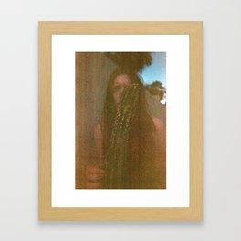 Eye of the Beholder Framed Art Print