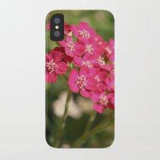 Pretty in Pink. Slim Case iPhone X