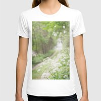 country T-shirts featuring Country Road by Pure Nature Photos