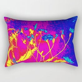 Autumn fall colorful nature Rectangular Pillow