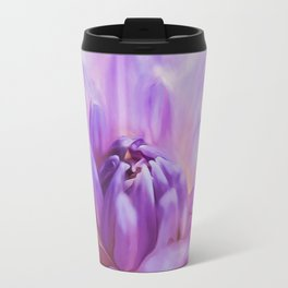 Flower Art - Magic Is Believing In Yourself Travel Mug