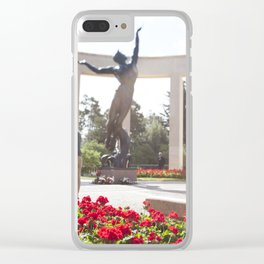 The Normandy Memorial Clear iPhone Case