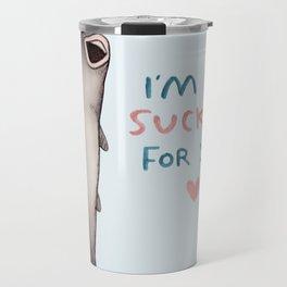Suckerfish Travel Mug
