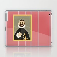 Nobleman with his Hand on his Chest by Greco Laptop & iPad Skin