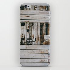 wharf iPhone & iPod Skin