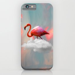 My Home up to the Clouds iPhone Case