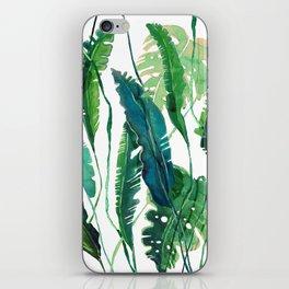camuflage iPhone Skin