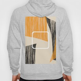 Abstract textured artwork II Hoody