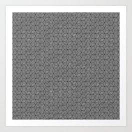 CUBICONE Art Print