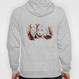 Three Faces Hoody