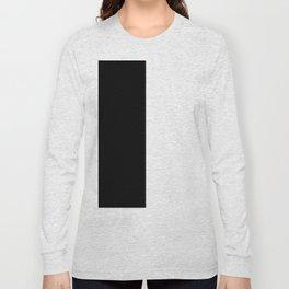 Black & White Long Sleeve T-shirt