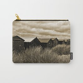 Huts And Dunes Carry-All Pouch