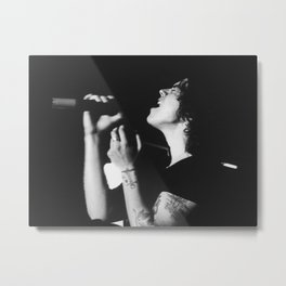 Harry Styles// One Direction Metal Print