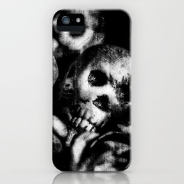 Lay Down iPhone Case