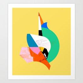 Gay, Witty, Lovely Art Print