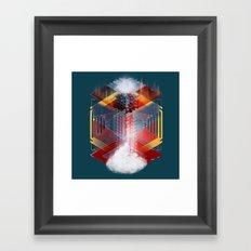 The Bottomless Tower Framed Art Print