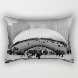 The Bean Rectangular Pillow