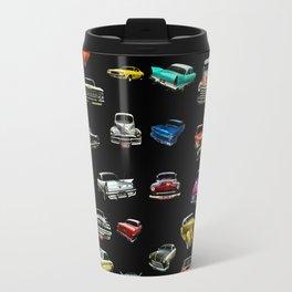 Car Cluster Travel Mug