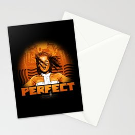 Perfect - The Supreme Being Stationery Cards