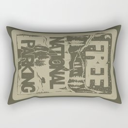 PRKNG Rectangular Pillow