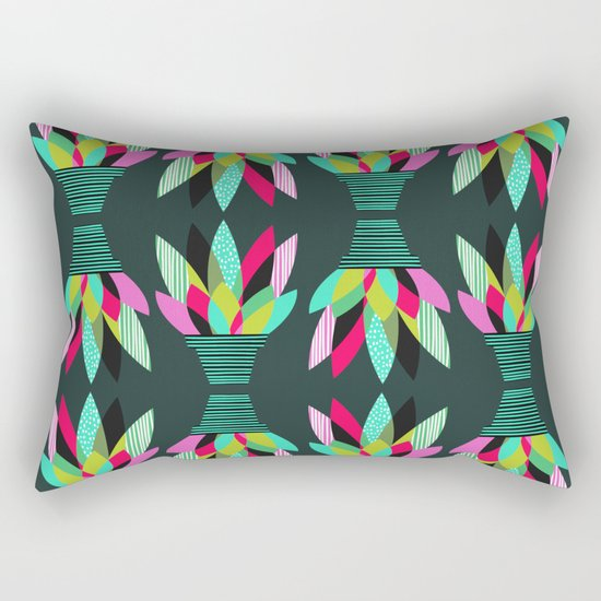Up & Down Rectangular Pillow