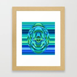 Ooooh La Wheee.... Framed Art Print