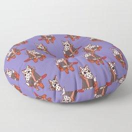 Jason Fox Floor Pillow