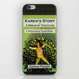 Karen's Story – A Dream of Tentacles iPhone Skin