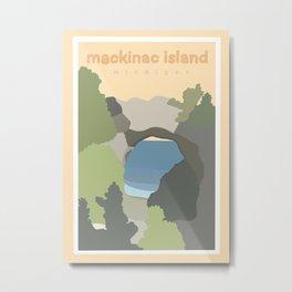 Mackinac Island Michigan  Metal Print